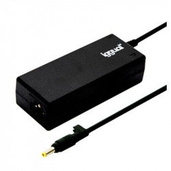 Laptop Charger iggual IGG315484 65W Black PC chargers