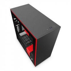 Gehäuse Semitour Mikro ATX / Mini ITX / ATX NZXT H710 Gaming Tower und Boxen