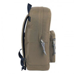Laptop Backpack Moos 15,6'' Camel Suitcases and bags