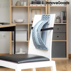 Lumbar Corrector, Stretcher and Support with Pressure and Magnetic Points Lumport InnovaGoods Well-being and relaxation products