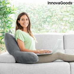 Bettsitzkissen Rückenstützkissen mit Armlehnen für Sofa, Bett, Fernsehen Entspannungsprodukte