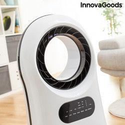 Portable air cooler with 3l water tank O-Cool InnovaGoods Air conditioning and fans