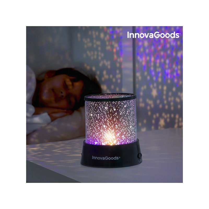 Proiettore LED di Stelle InnovaGoods InnovaGoods