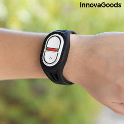 Rechargeable Mosquito-repellent Bracelet using Ultrasound Banic InnovaGoods Insect repellers