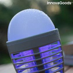 Lâmpada antimosquitos recarregável com LED 2 em 1 Kl Bulb InnovaGoods InnovaGoods
