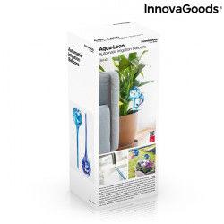 Palline di Irrigazione Automatica Aqua-loon InnovaGoods (Pacco da 2) InnovaGoods
