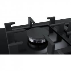Bosch Gaskochfeld 75 cm 5 Flammig Glaskeramik PPQ7A6B90 Einbau Kochfelder