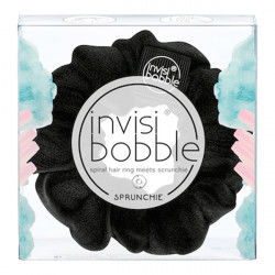 Hair ties Invisibobble Sprunchie Invisibobble True Black (1 pcs) Combs and brushes