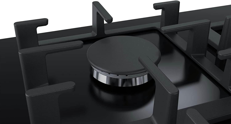 Bosch Gaskochfeld 75 cm 5 Flammig Glaskeramik PPQ7A6B90 2